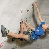 Österreichs schnellster Kletterer