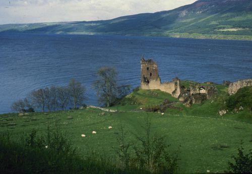 Was lebt alles in Loch Ness? Das wollen Wissenschafter herausfinden.ap