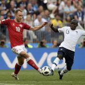 Ein 0:0 feiert WM-Premiere