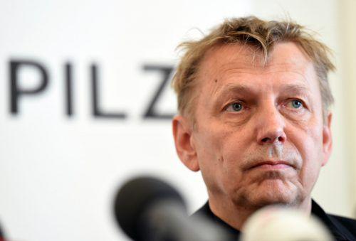 """""""Wir haben mehrere Kinderkrankheiten gleichzeitig, Mumps, Scharlach, Masern.""""Wolfgang Zinggl, neuer geschäftsführender Klubobmann der Liste Pilz,  zeigt sich selbstkritisch."""