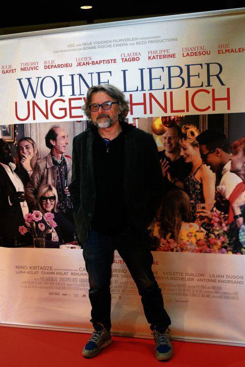 """""""Wohne lieber ungewöhnlich"""" – Komödienhit von Julien-Lafferière. Neue Visionen Filmverleih"""
