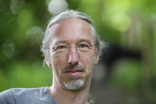 Wolfram Schurig spricht im VN-Interview über neue Projekte. Krasser Schurig