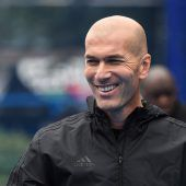 Zidane trautFrankreich Titel zu