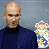 Rücktritt von Zidane schockt die Königlichen