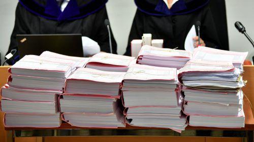 2017 gingen beim Bundesverwaltungsgericht 41.900 Beschwerden ein.APA