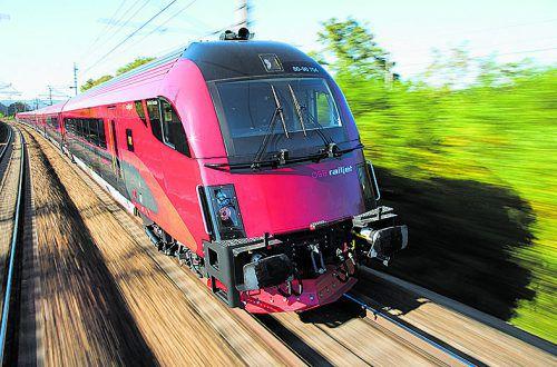 Änderungen im ÖBB-Fernverkehr auf der Weststrecke. ÖBB