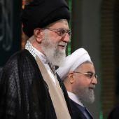 Iranischer Präsident muss Minister entlassen