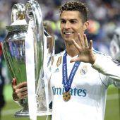 Mega-Deal perfekt! Ronaldo zu Juve