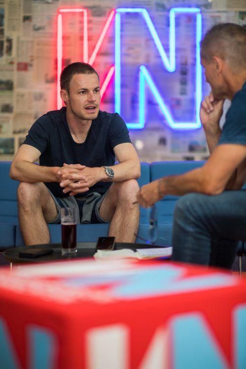 Altach-Trainer Werner Grabherr ist ein Trainer, der gerne neue Wege geht.steurer