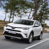 Autonews der WocheToyota RAV4 weltweit meistverkauftes SUV / Autonome Lkw von ZF Friedrichshafen auf Betriebshöfen der Zukunft / Pkw-Produktion legt weiter zu