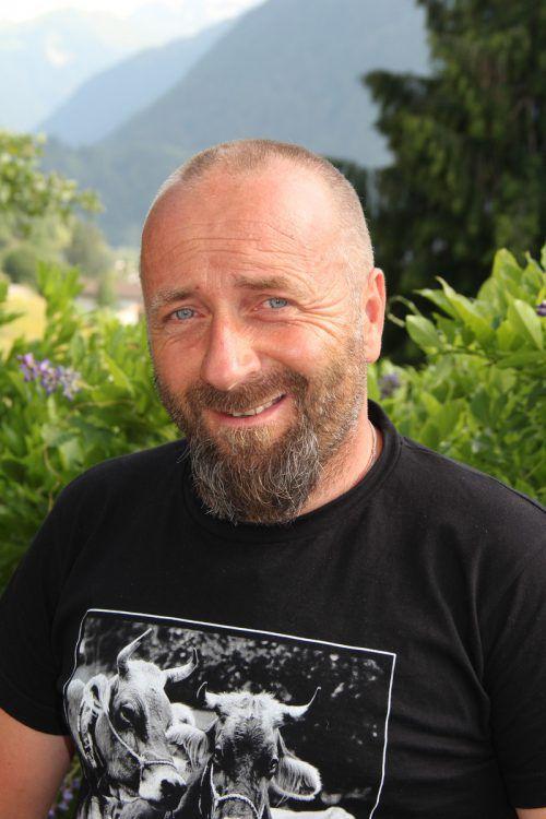 Andreas Künk hat sein Hobby zum Beruf gemacht.Str