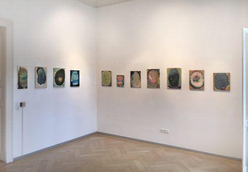 Arbeiten des deutschen Künstlers Johannes Felder sind in der Villa Claudia zu sehen. Felder