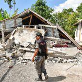 Beben erschüttert Urlaubsinsel Lombok