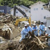 200 Tote bei schweren Regenfällen