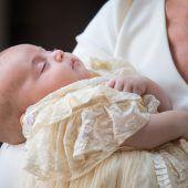 Taufe ohne die Queen