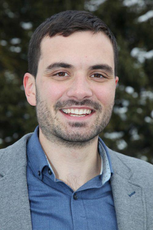 Biologe Christian Kuehs kümmert sich um die Europaschutzgebiete im Montafon. Mez