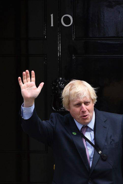 Boris Johnson war einer der schillerndsten Befürworter des Brexit. Nun verlässt der Außenminister das Kabinett von Theresa May. AFP