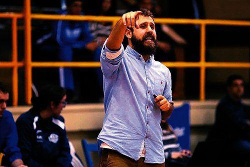 Borja San Miguel löst seinen Landsmann Inaki Merino als Lions-Coach ab.DL