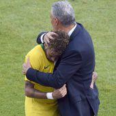 Schutz für Neymar und Tite