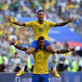 Brasilien macht nächsten Schritt