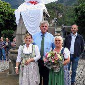Die Bludenzer feierten Riedmillers Rückkehr