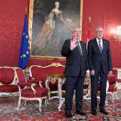 Juncker erwartet von Österreich alles