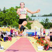 Chiara Schuler holt mit Rekord EM-Bronze im Siebenkampf