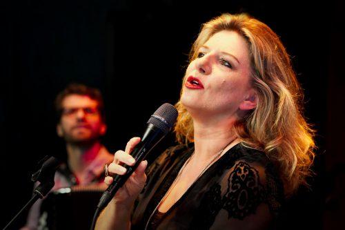 """Christiane Boesiger überzeugte in der Reihe """"Musik & Poesie"""". BF/Köhler"""
