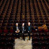 Musik und Poesie im Seestudio mit dem Altenberg Trio