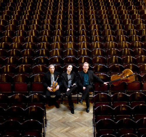 Das Altenberg Trio ist ein gerngesehener Gast bei den Bregenzer Festspielen.nancy horowitz/At