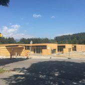 Endspurt für neues Göfner Kinderhaus