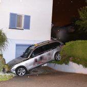 Feldkircher Familie raubt in Rorschach Taxi
