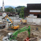 Ausbau des Ärzte- und Feuerwehrhaus