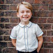 Happy Birthday! Prinz George feiert seinen fünften Geburtstag