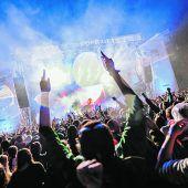 Ermäßigter Festivalpass für das 29. Szene Openair in Lustenau