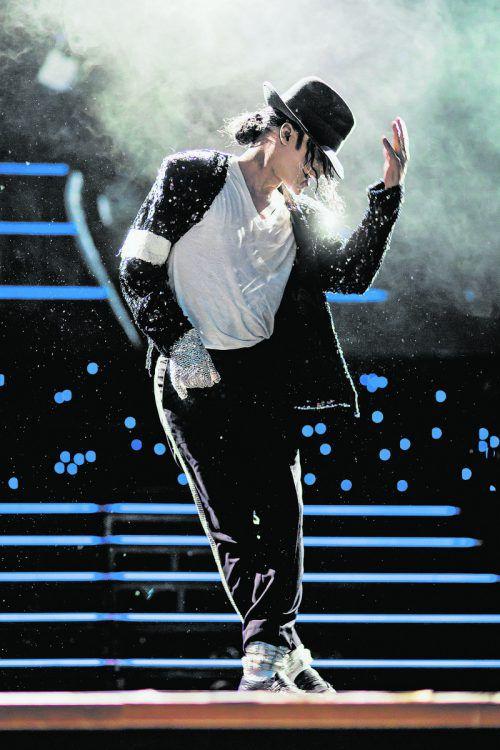Das Michael-Jackson-Musical feiert erst Ende August Premiere und kommt bereits im Oktober nach Vorarlberg.veranstalter