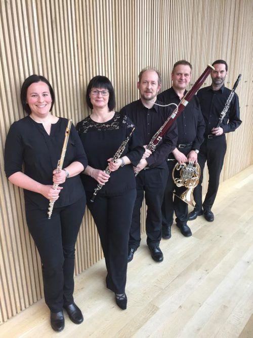Das Repertoire von Ventus musicus umfasstsämtliche Stilepochen. ventus musicus