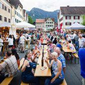 19. Steirisches Weinfest im jüdischen Viertel von Hohenems