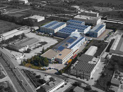 Das Verpackungsunternehmen Argo S. A. wurde 1970 gegründet. Firma