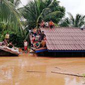 Dammbruch in Laos: Hunderte Menschen vermisst