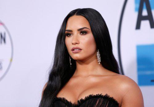 Demi Lovato ist bekannt für ihren offenen Umgang mit ihrer Sucht. Reuters