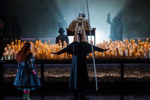 Den Stoff um die 1599 hingerichteten Frauen Beatrice und Lucrezia vertonte Goldschmidt 1949 für einen britischen Opernwettbewerb.vn/steurer