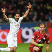 Pizarro kehrt zurück an die Weser