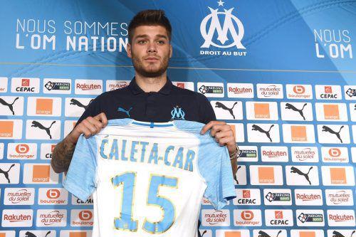 Der Abgang von Caleta-Car hat sich bereits während der WM abgezeichnet.afp