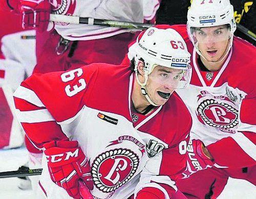 Der EHC Lustenau hat sich mit dem KHL-Klub Vityaz Podolsk einen ebenso prominenten wie übermächtigen Gegner ausgesucht.VP