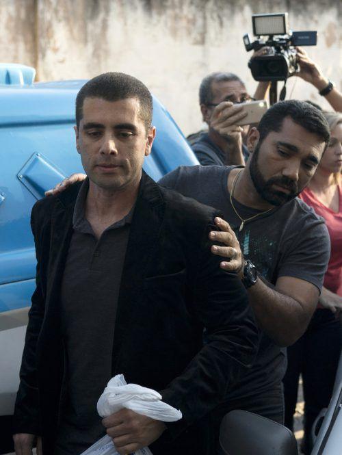 """Der Fall des verhafteten """"Dr. Popo"""" sorgt in Brasilien für Schlagzeilen.Ap"""