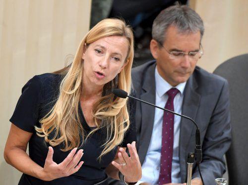 Der Familienbonus gilt als Prestigeprojekt von ÖVP-Frauenministerin Juliane Bogner-Strauß und Finanzminister Hartwig Löger.APA
