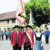 Klangreiches und stimmungsvolles Lochauer Dorffest