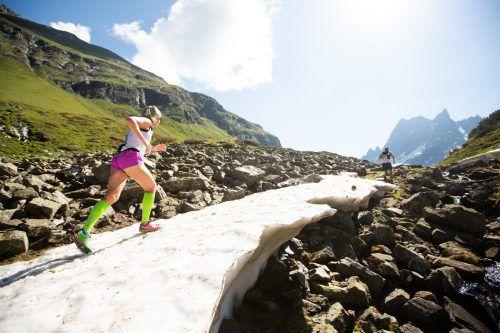 Der Montafon Arlberg Marathon mit 1600 Höhenmetern führte durch das Verwallgebiet und endete mit Siegen von Gerhard Kaufmann und Lena Steuri.Veranstalter