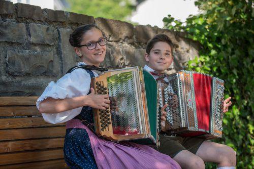 Der Musig-Hock in Laguz ist auch bei jungen Musikern beliebt. Veranstalter